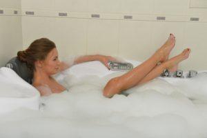 山口県下関市のしんしも整骨院では睡眠指導も行っています。正しい入浴法とは