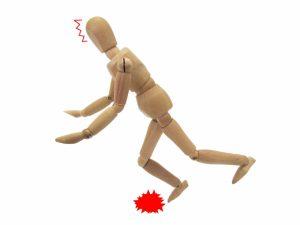 下関市の整骨院/しんしも整骨院では転んでひねった、打撲したものも治療を行います。健康保険が使えます