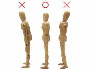 下関市の整骨院、しんしも整骨院では姿勢矯正、改善に力を入れています